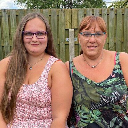 Cindy & Zoë